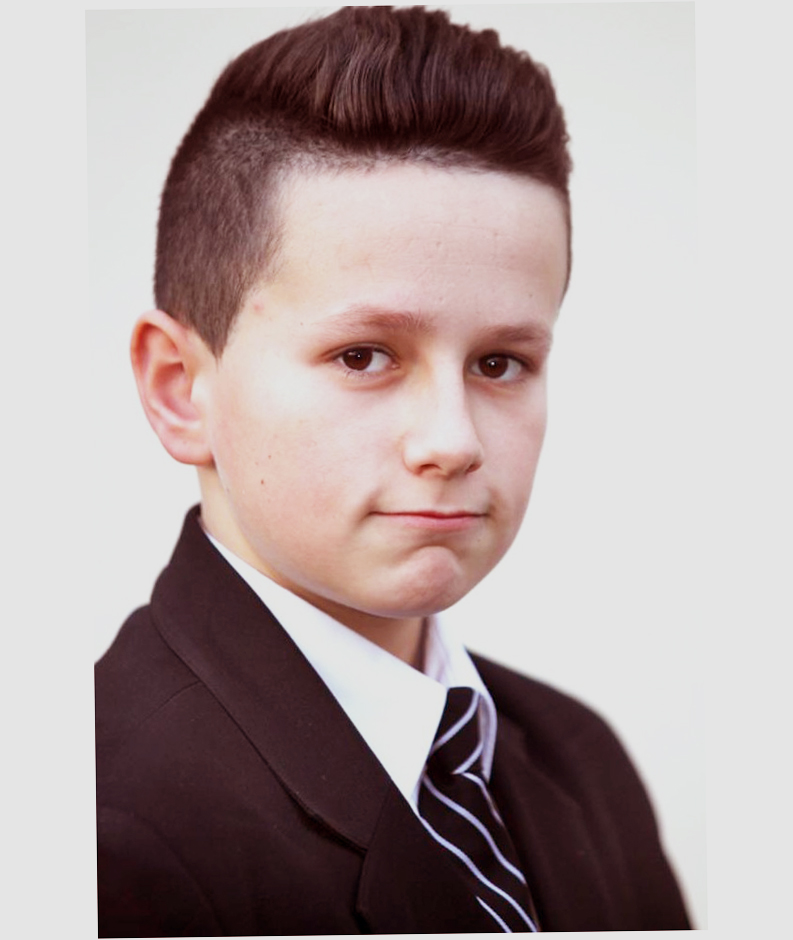 13 year old boy hairstyles and haircuts ellecrafts for Single 13 year old boys