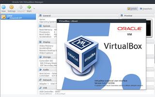 VirtualBox 5.2.22 Build 126460