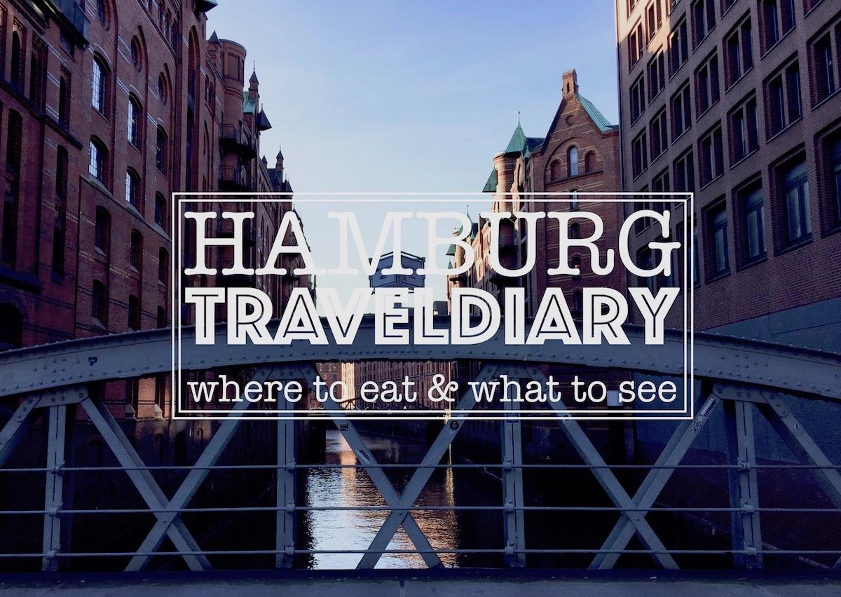 Hamburg Traveldiary: Tipps zu tollen Restaurants und Must See's auf http://www.theblondelion.com/2017/02/hamburg-traveldiary-restaurants-spaziergaenge.html