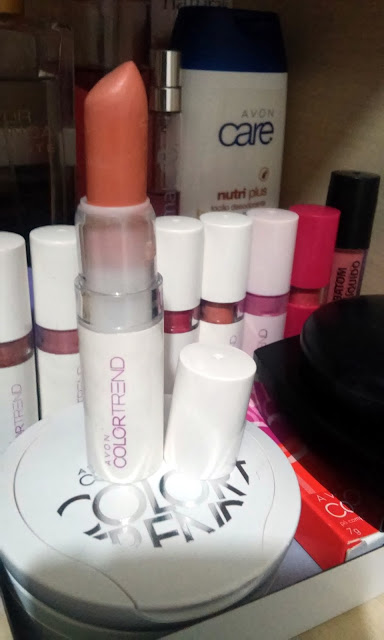 Achegue-se! Dicas de batom: Nude Classic - Avon Colortrend