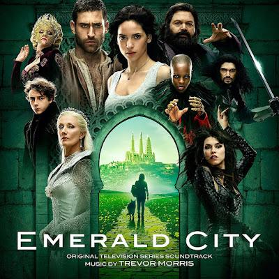 Emerald City Series Soundtrack Trevor Morris