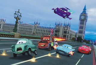 Download Cars 2 psp iso+cso Android game [Highly Compressed] Free