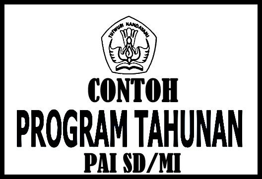 Download Contoh PROTA Mapel PAI SD/MI Lengkap Terbaru