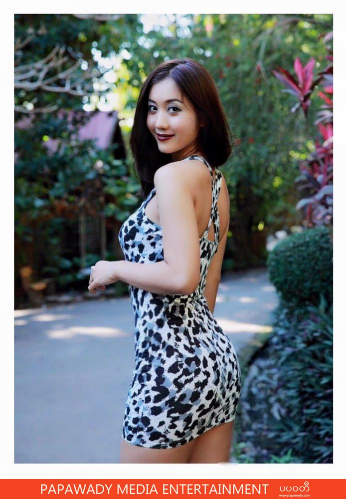Lu Lu Aung Activities In June With Selfies Shot , Amazing Photoshoot , Day Out To Park and Swim Suit Wear Fashion