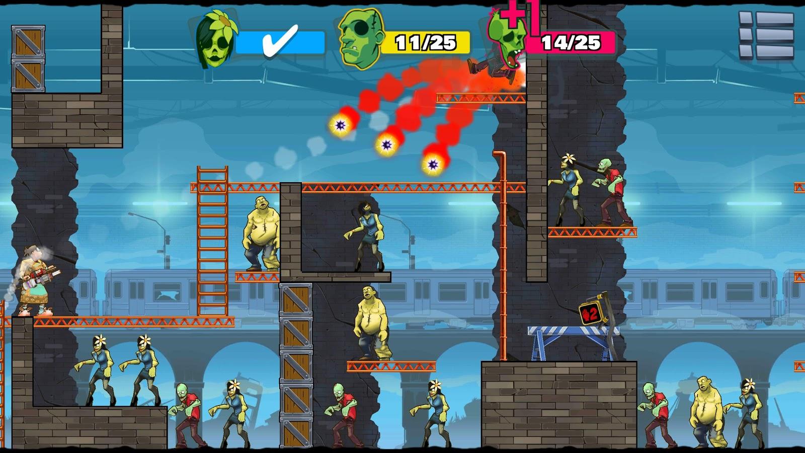 Stupid Zombies 3 MOD APK terbaru