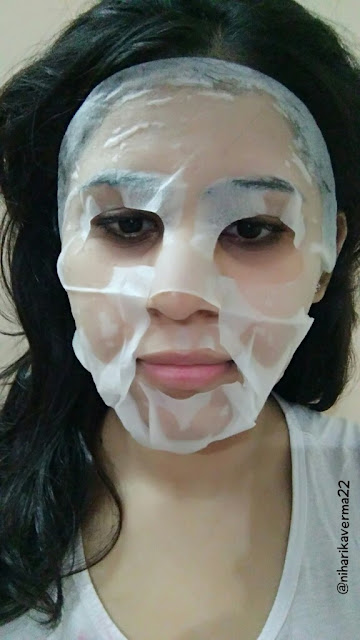 Skin18- Nature Republic- Green Tea Mask Sheet 4