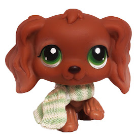 Littlest Pet Shop Multi Packs Spaniel (#252) Pet