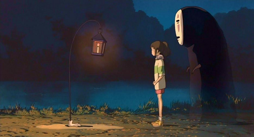 Can T Explain Spirited Away 2001