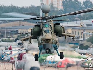 Helikopter Serang Mi-28NM