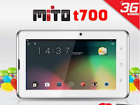 Mito T700, Tablet Yang Bisa SMS dan Telpon