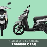 Review Lengkap: Kelebihan dan Kekurangan Yamaha Gear 125