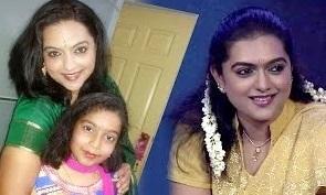 Tamil Serial Actress Manjari Vinodhini Family Photos