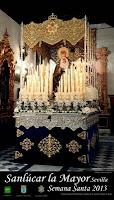 Semana Santa en Sanlúcar la Mayor 2013