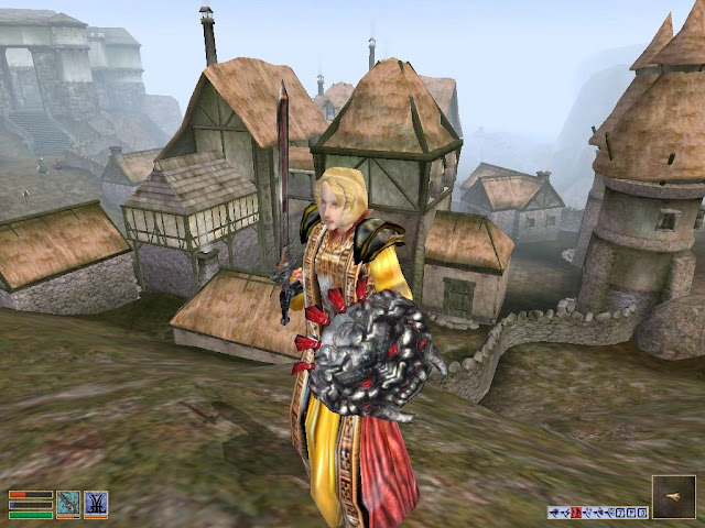 The Elder Scrolls III Morrowind GOTY Free Download Screenshot 2