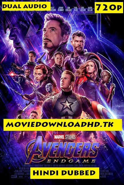 Avengers Endgame 2019 Hindi Full Movie Download