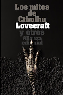 Los mitos de Cthulhu : narraciones de horror cósmico / Howard Phillips Lovecraft