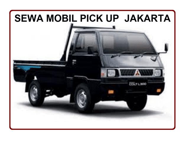 SEWA MOBIL PICK UP  JAKARTA