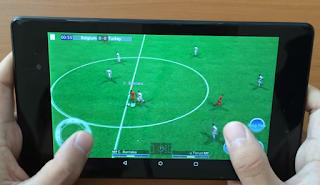 Game Sepak Bola Android Terbaik Dengan Grafis HD