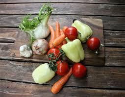 Organic tarike ke ugayi gayi sabji