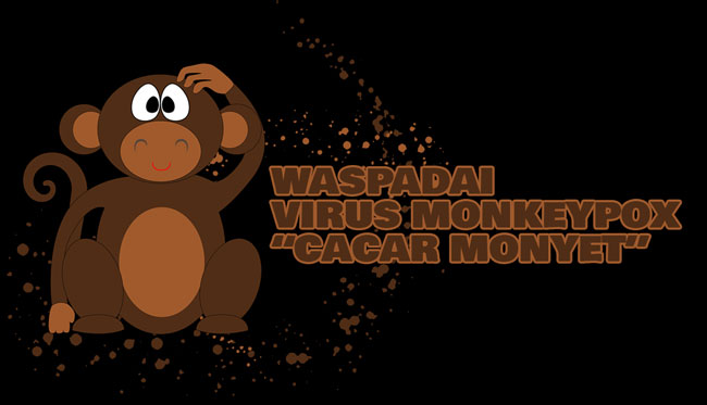 monkeypox atau cacar monyet