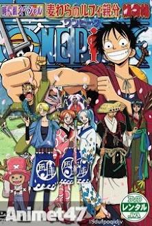 One Piece Special 4 :Hồi Kí Thám Tử Của Đội Trưởng Luffy Mũ Rơm - One Piece Phần 4 2013 Poster