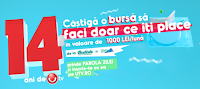 Castiga o bursa lunara in valoare de 1000 de lei - concurs - utv - castiga.net