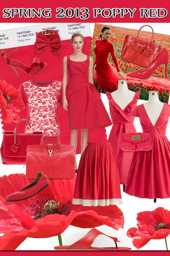 Spring/ Summer 2013 Colour Trends
