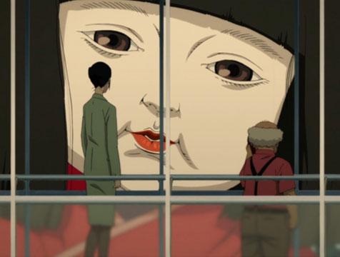 La muñeca japonesa en Paprika, detective de los sueños - Cine de Escritor