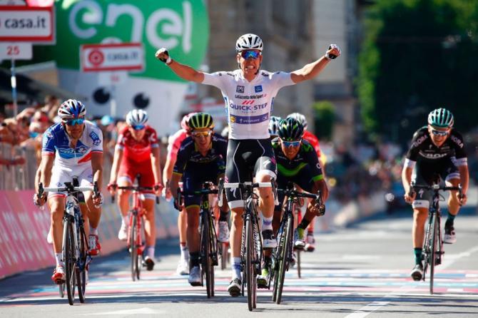 Giro de Italia 2017 - 14ª y 15ª etapas