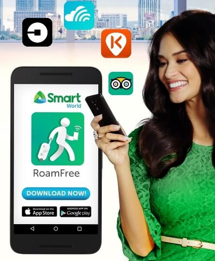 Smart's RoamFree App Gives Free Access to 21 Travel Apps Abroad