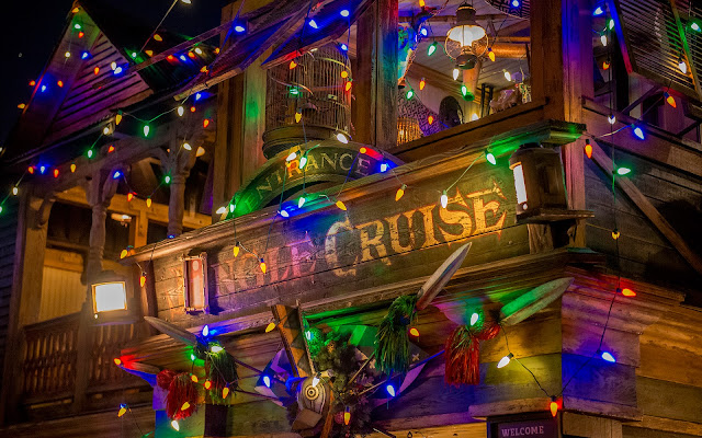 R I P Jingle Cruise