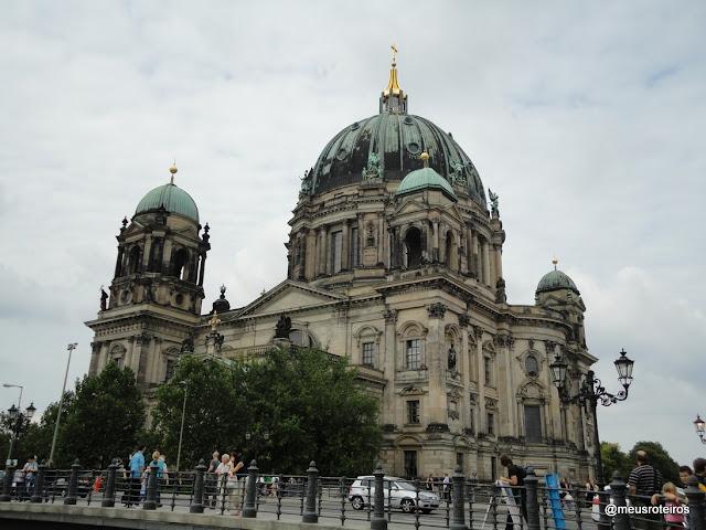 Catedral de Berlim - Berliner Dom