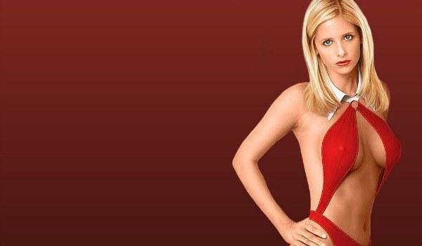 buffy ca%25C3%25A7a vampiros Gata   Buffy a caçadora de vampiros