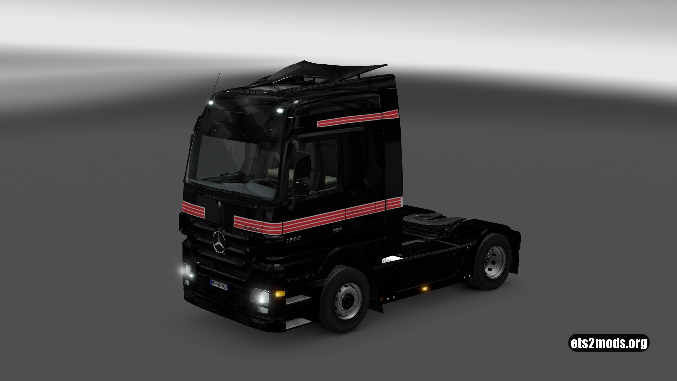 Edad Skin Mercedes MP3