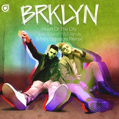 "Myon Remixes BRKLYN's ""Heart Of The City"""