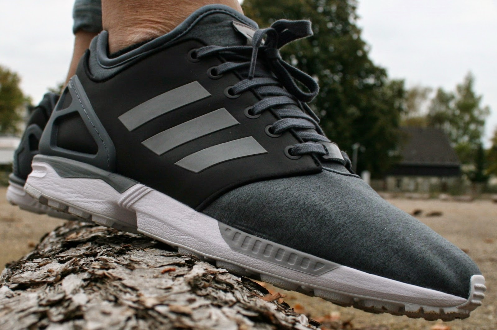 adidas zx flux grau gold ibs. Black Bedroom Furniture Sets. Home Design Ideas