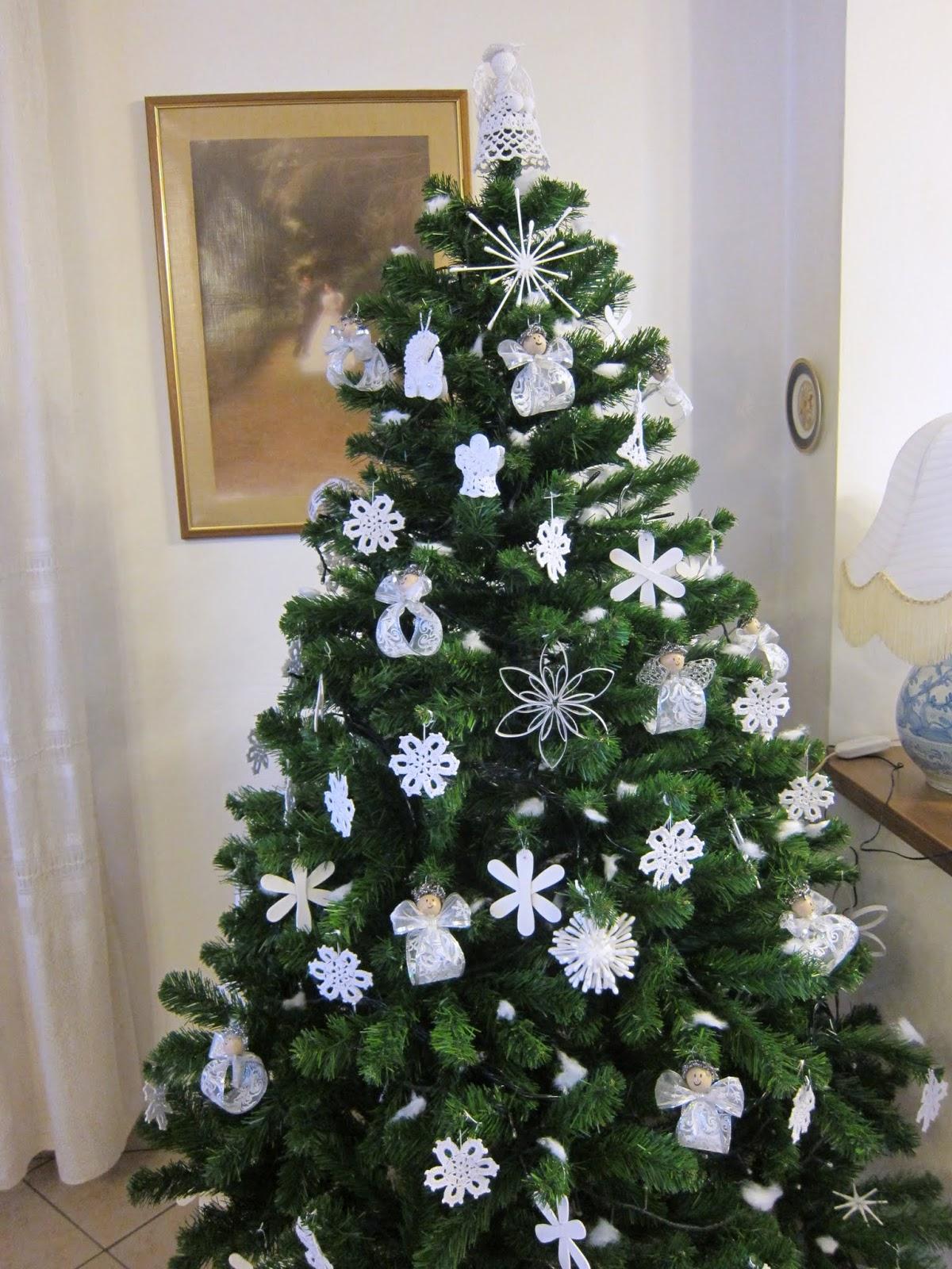 Lavoretti Di Natale Con Uncinetto.Natale Milu Di Tutto E Di Piu