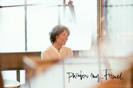 THE CONFASHIONIST: Garance Doré's Pardon My French