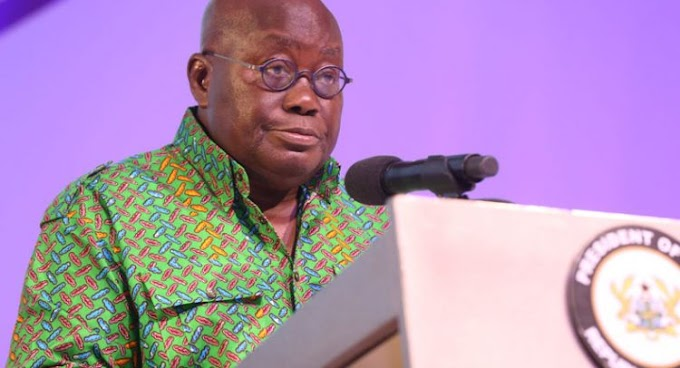 'Let Nobody Say It Is Political Trial' – Akufo-Addo Vows To Prosecute Corrupt Public Officials