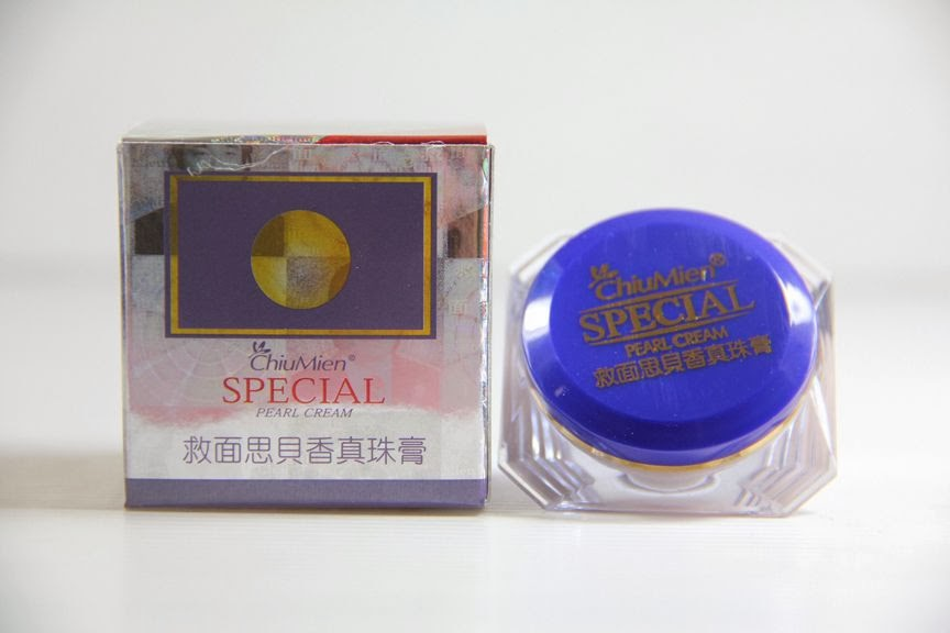 Chiumien Special Pearl Cream