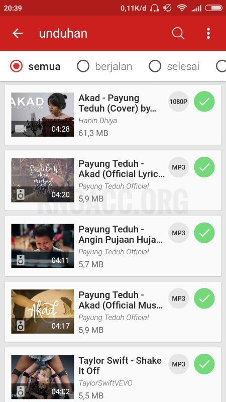 Stream or Download music and videos in HD, Ful HD, 4K
