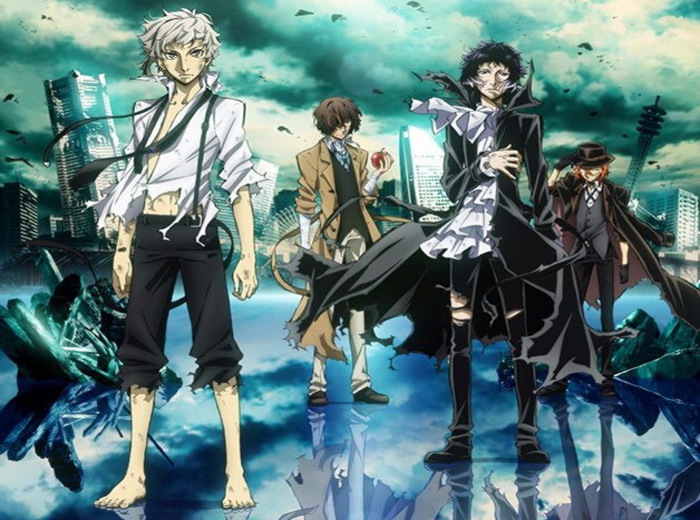 Bungou Stray Dogs Dead Apple