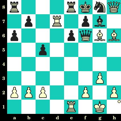 Les Blancs jouent et matent en 2 coups - Samuel Reshevsky vs Yasuji Matsumoto, Siegen, 1970