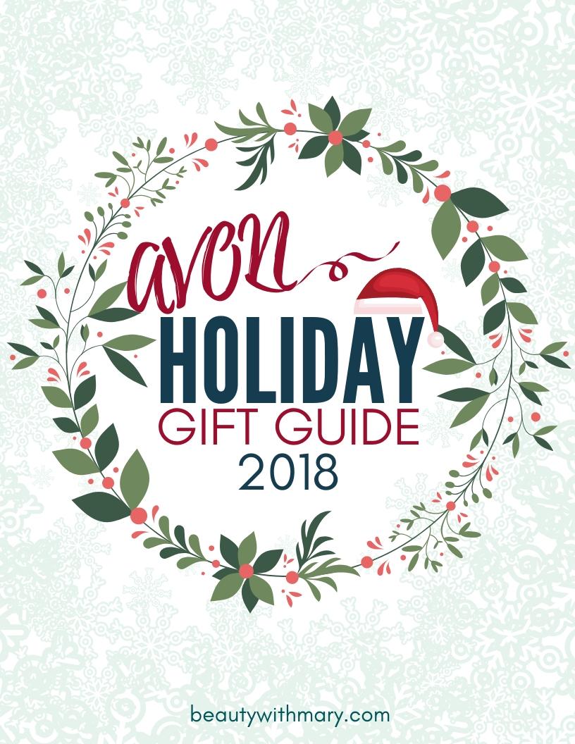 Avon Holiday Gift Guide 2018 #Avon #AvonChristmas #AvonHoliday #AvonChristmas2018 #AvonHolidayGiftGuide #AvonRep #ShopAvon #AvonCatalog