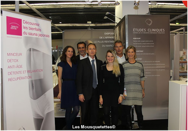 Beauty Dome - Beauty Forum Paris - Blog beauté Les Mousquetettes