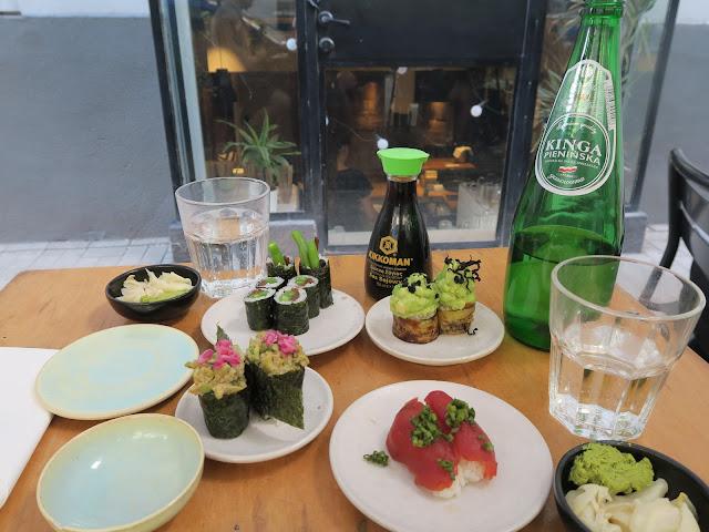 vegan restaurants warsaw