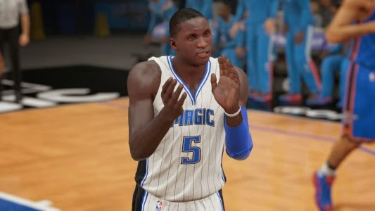 NBA 2K15 Official Roster 01/24/15 Update