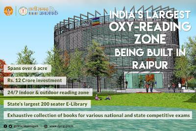 OxyReading Zone raipur Chhattisgarh
