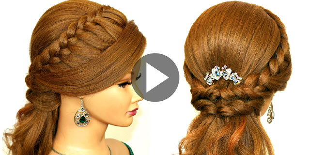 Simple And Easy Prom Hairstyle Tutorial