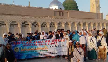 Jamah Khazzanah Tour